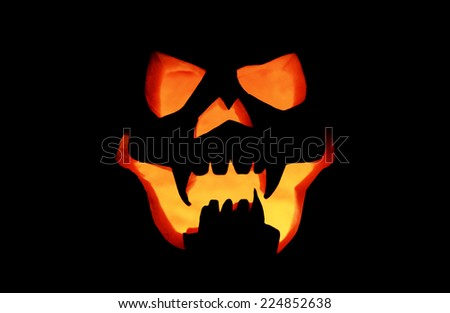 Halloween Decor – Jack-o'-lantern