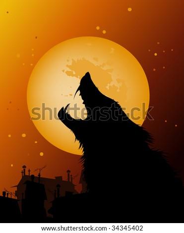 werewolf howlin