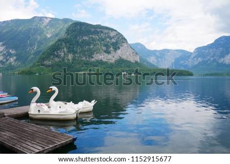 Hallstatt  , travel , holiday  #1152915677