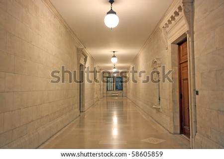 Hallway to education