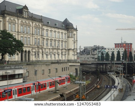 Hamburg Hauptbahnhof is the main railway station of the city of Hamburg, Germany and is classed by Deutsche Bahn as a category 1 railway station. Opened in 1906 to replace 4 separate terminal stations