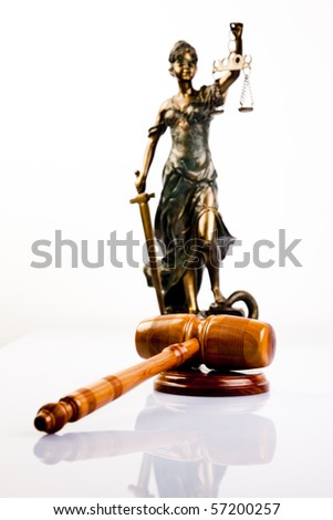Hammer and god of law