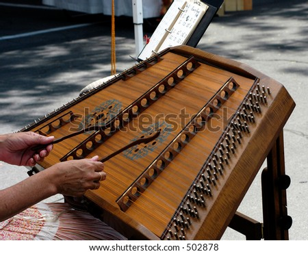Dulcimer Clip Art. photo : Hammered Dulcimer