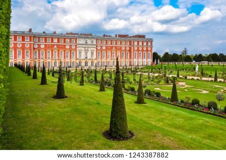 Hampton Court palace, London, United Kingdom