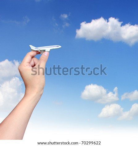 hand and Plane