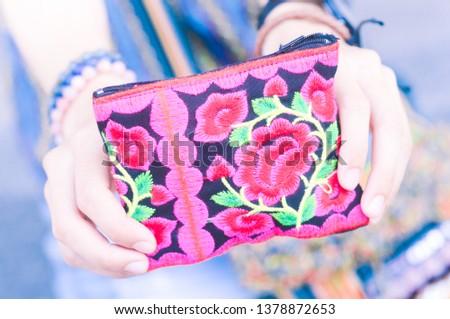 hand bag forward