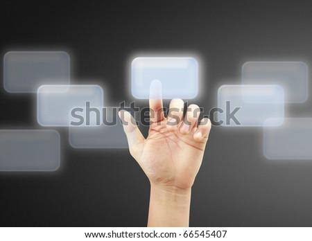 hand business