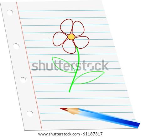 stock-photo-hand-drawn-flower-on-paper-illustration-61187317.jpg