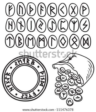 Ancient Mystical Symbols