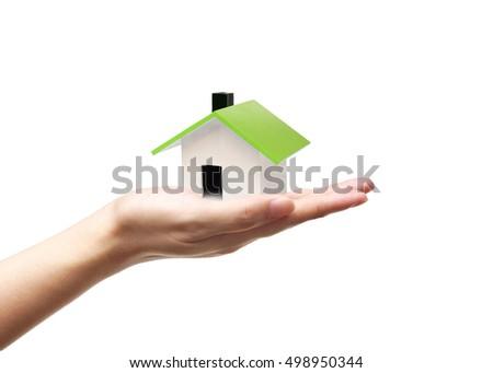 Green house concept model