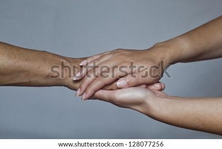 hand in hands