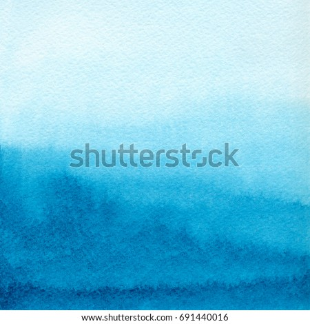 Hand painted watercolor background. Watercolor wash