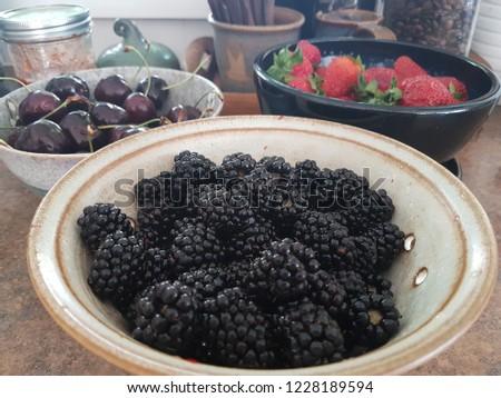 Hand Picked Berries