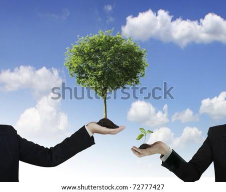 hand plant