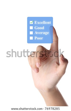 Hand Select Rating