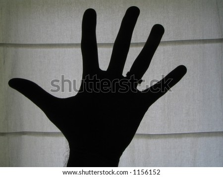 Hand Silhouette