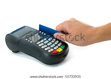 generic credit card icon. generic credit card on an