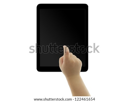 hand tablet
