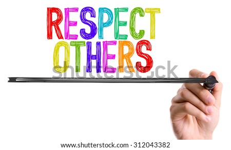 The Word Respect