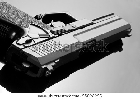 Handgun. M23 Double Eagle