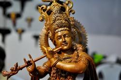 handicraft god krishna