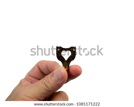 Hand symbol for meaning love Images and Stock Photos - Page: 2