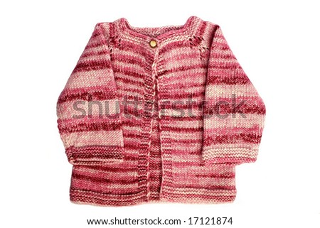 handmade baby cardigan #17121874