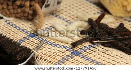 handmade carpet manufacture