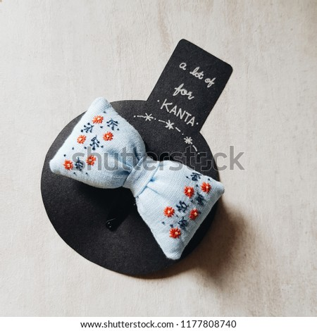 Handmade Embroidery craft #1177808740