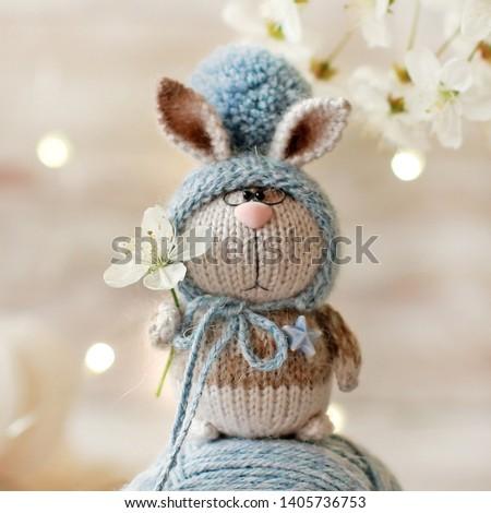 Mini Rabbit Crochet Amigurumi Pattern | 470x450