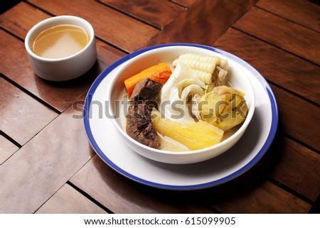 Shutterstock Handmade Peruvian food