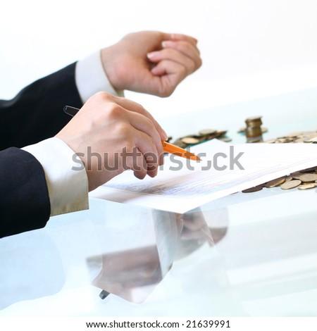 hands market analysis