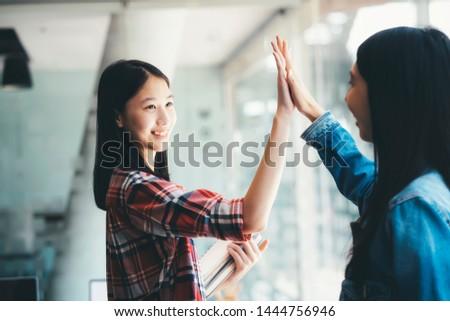 Hands of success startup business teamwork.Teamwork Togetherness Collaboration Concept.