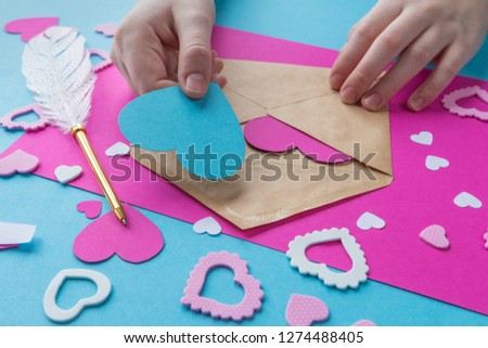 Free Photos Valentine S Day Beauty Happy Girl With Valentine Gift