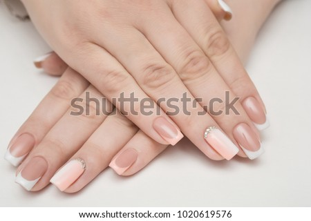 Free Photos Woman Hands With Nail Art On Fur Background Avopix