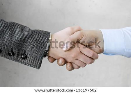 Shutterstock Handshake