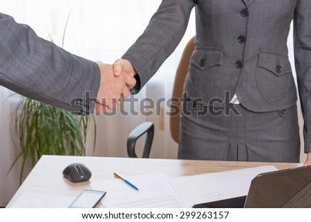 handshake agreement achieved fixing agreements