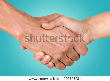 Handshake, Human Hand, Agreement.