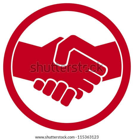 handshake symbol (sign)