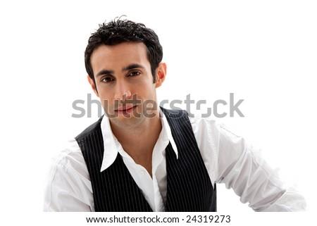 Black+and+white+pinstripe+shirt