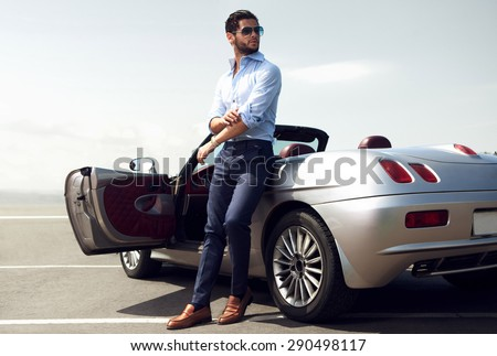 Business Fashion Men Viper