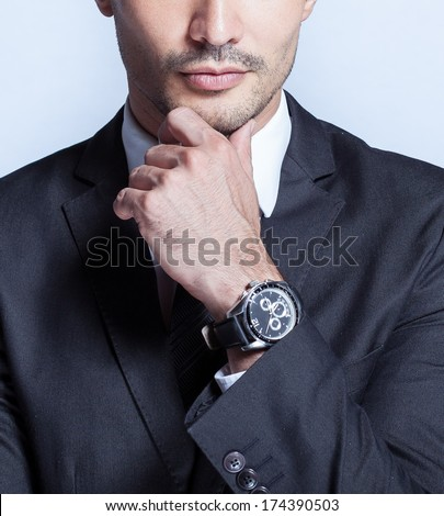 Handsome tova