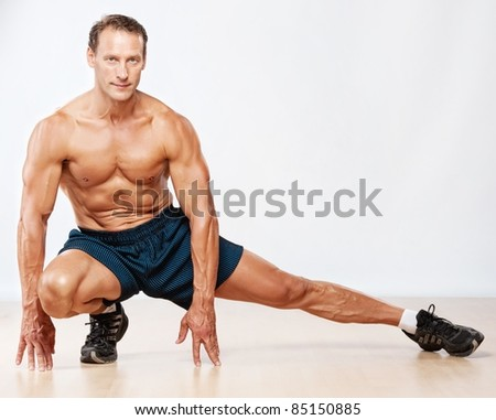 the value of muscular stretching prior to exercise Start studying hp 191 chapter 2 test learn  contracting a muscle prior to stretching  of an exercise that includes muscular force exerted as .