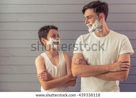 Mother son double penetration