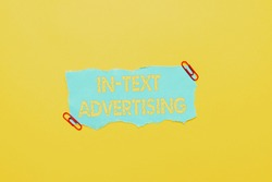 Handwriting text In Text Advertising. Concept meaning advertisement on the internet that contains word Critical Thinking Finding Clues Answering Questions Collecting Data