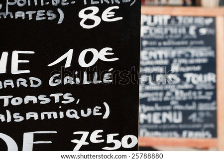 http://image.shutterstock.com/display_pic_with_logo/197926/197926,1235857274,7/stock-photo-handwritten-french-menu-25788880.jpg