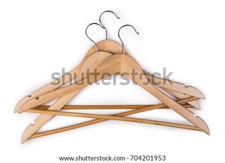 hanger on a white background