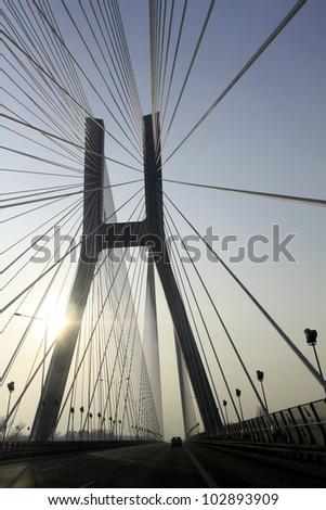 Hanging bridge #102893909