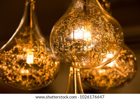 Hanging Lamp Modern Decoration Items