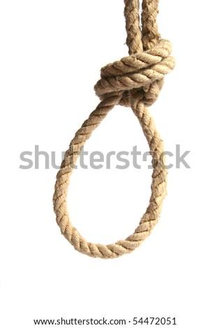 hanging noose